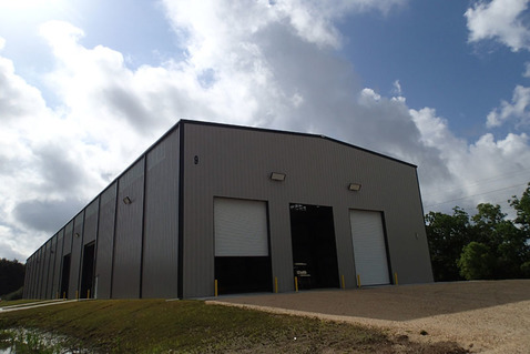 DEL's New Manufacturing Facility