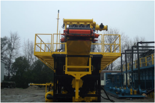 Del Air Drilling Solids Control