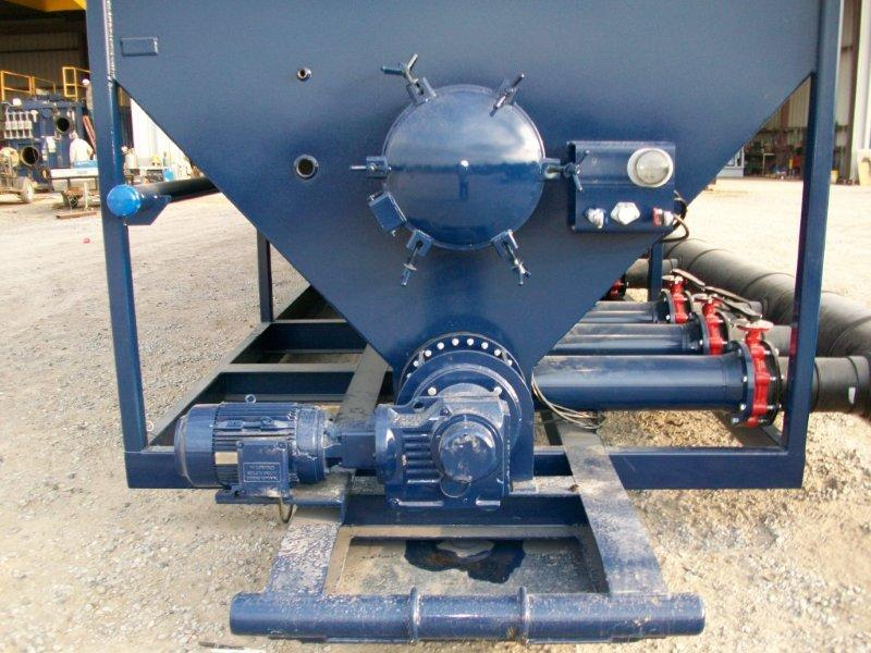 Scalping Tanks Del Corporation Specializing In The